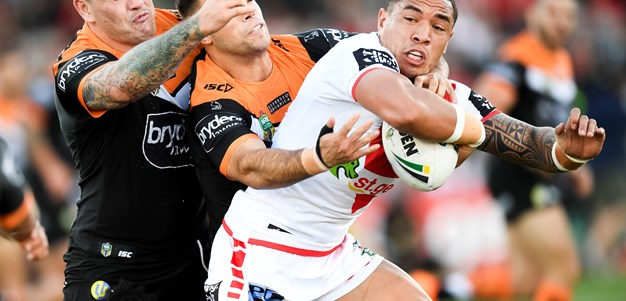 Late mail: Round 20 v Sydney Roosters