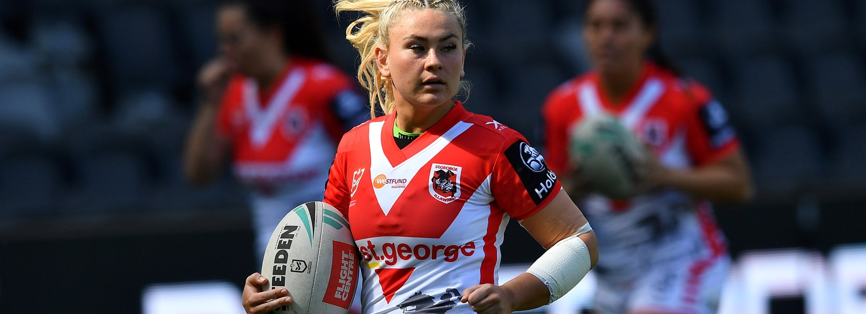NRLW late mail: Round 2 v Warriors