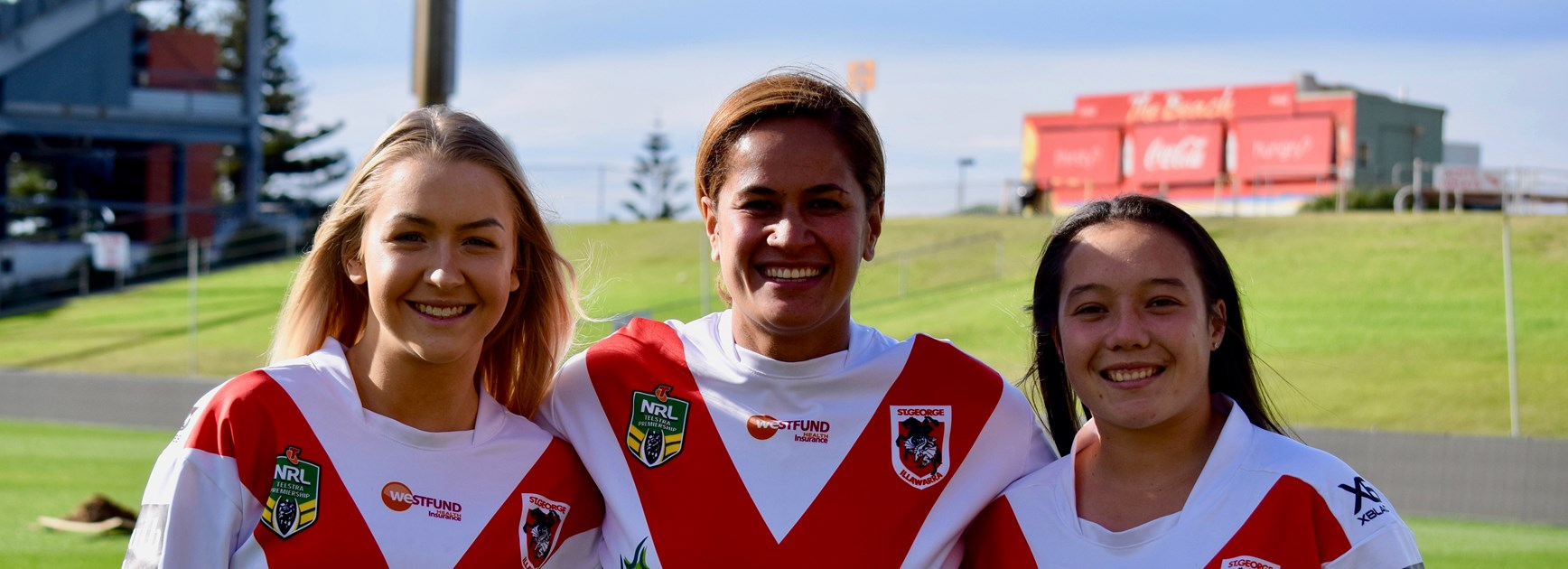 Marquee quartet further boosts Dragons' Women's Premiership squad