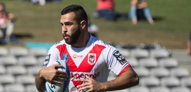 ISP team: Round 23 v Sea Eagles
