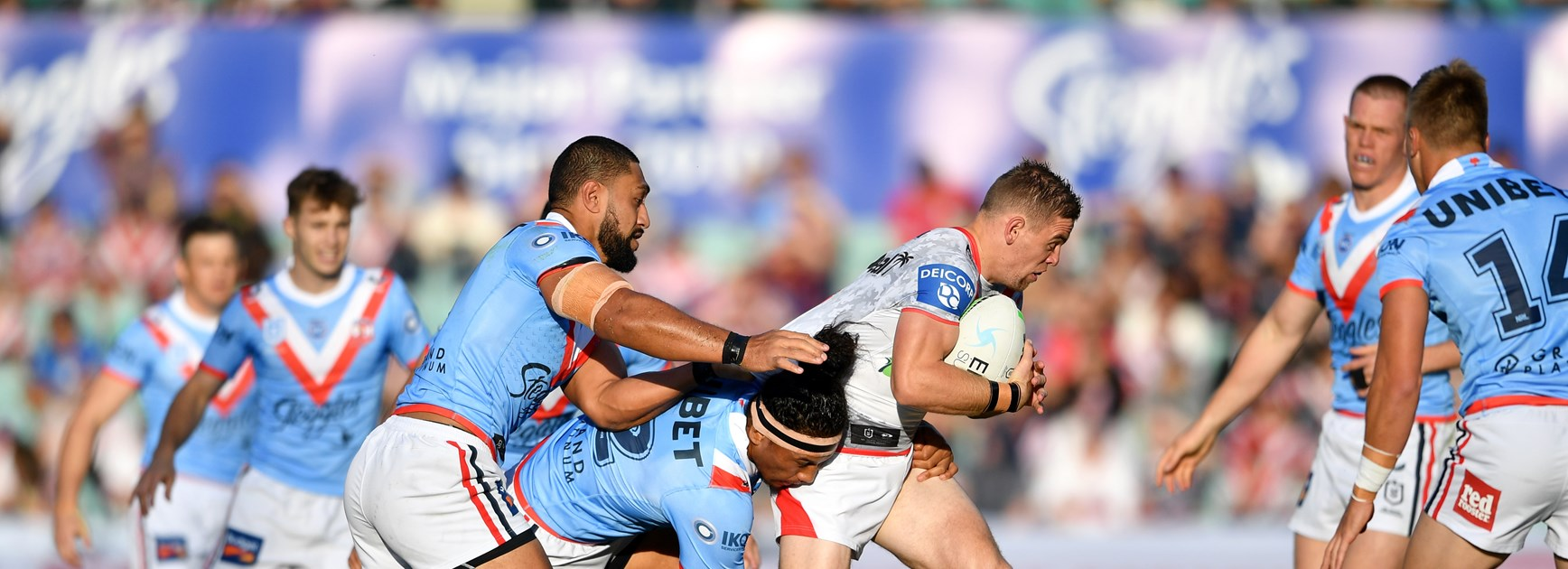 Walker steps up to sink Dragons after Tedesco felled by high shot