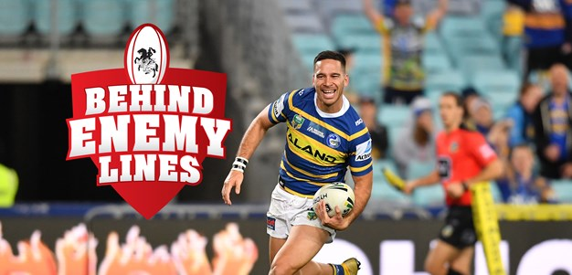 Behind enemy lines: Round 22