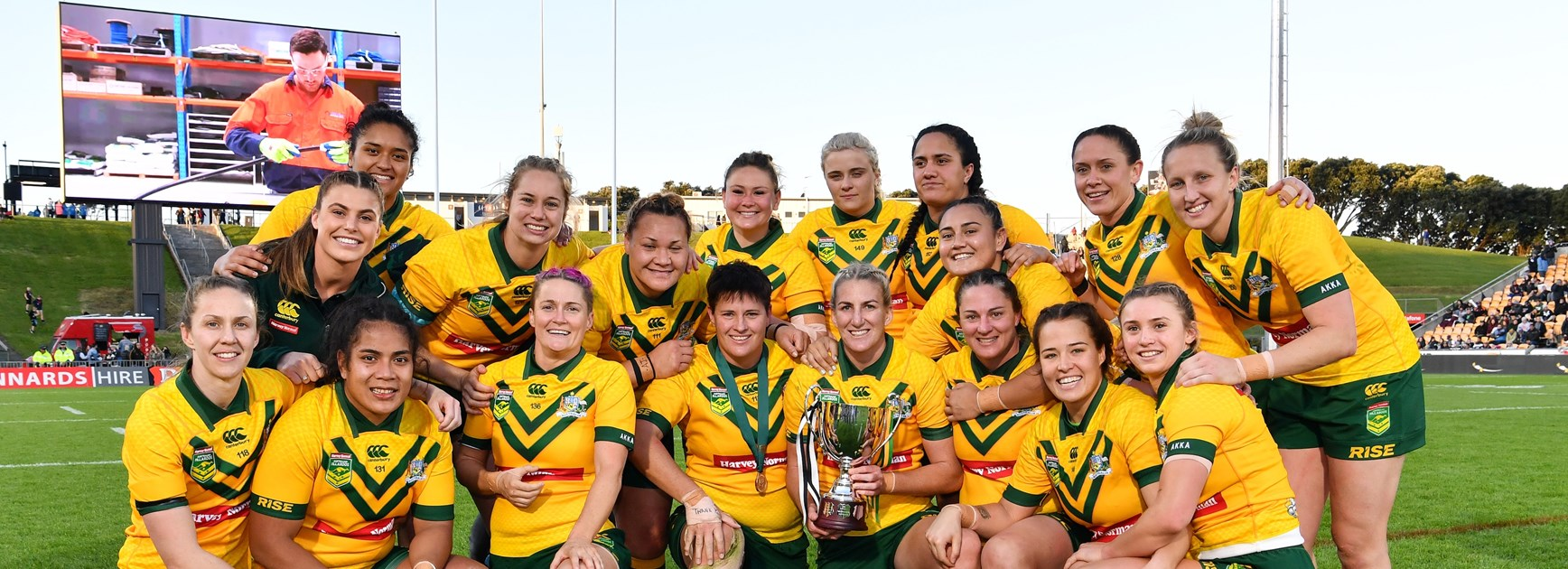Jillaroos find gains from pain at Gold Coast camp