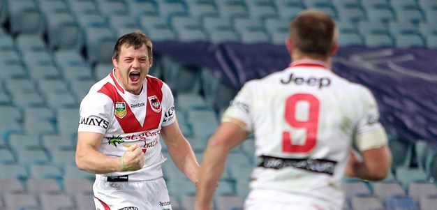 Full match replay: Rabbitohs v Dragons (Rd 19. 2013)