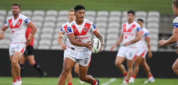 NRL late mail: Heritage Round  v Bulldogs
