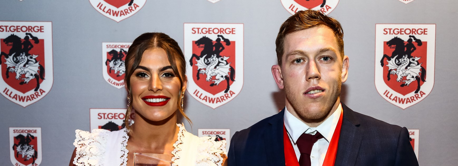 McInnes, Sergis named Dragons' Player of the Year