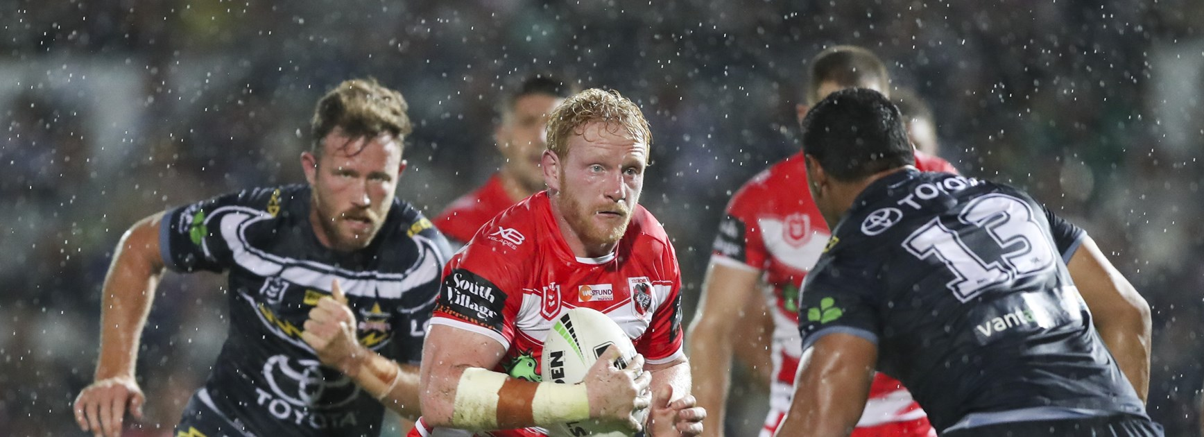 24-hour warning: Round 2 v Rabbitohs