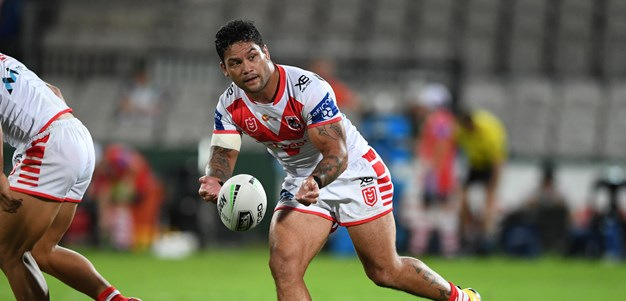 Dragons confirm Issac Luke release