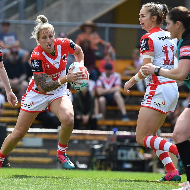 NRLW Team of the Week: Round 3