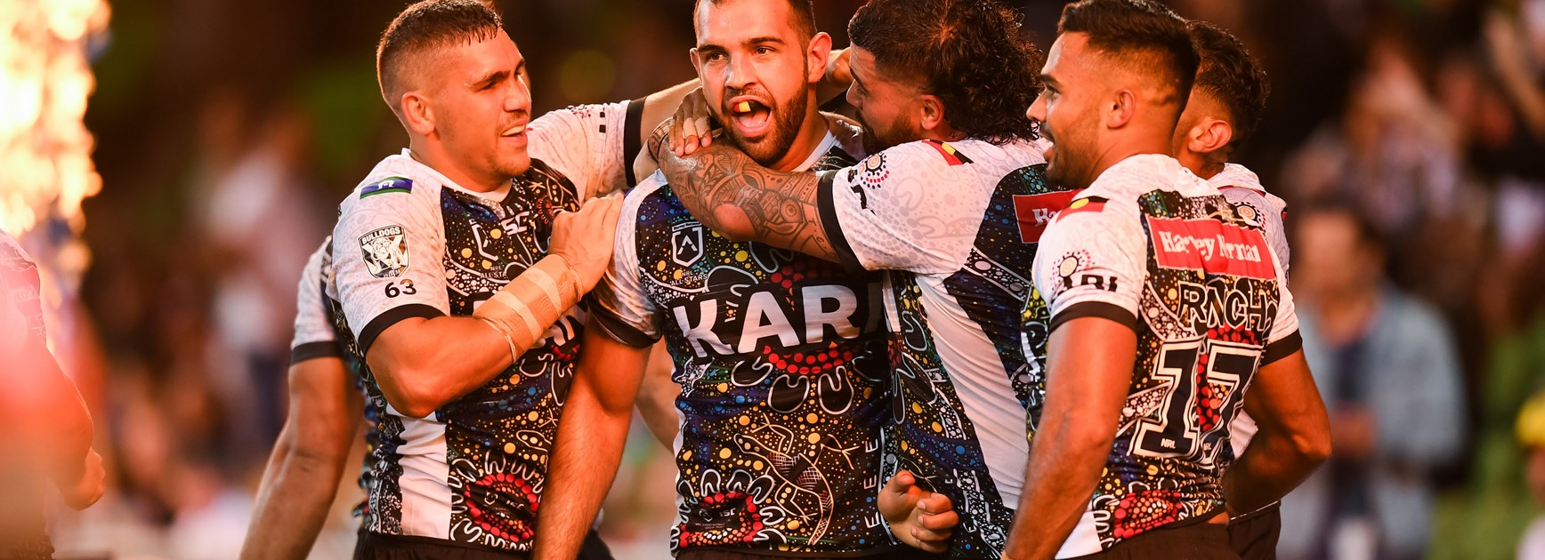 Dragons trio need your NRL All Stars vote!