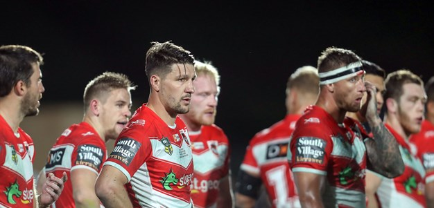 Dragons suffer first loss of 2018