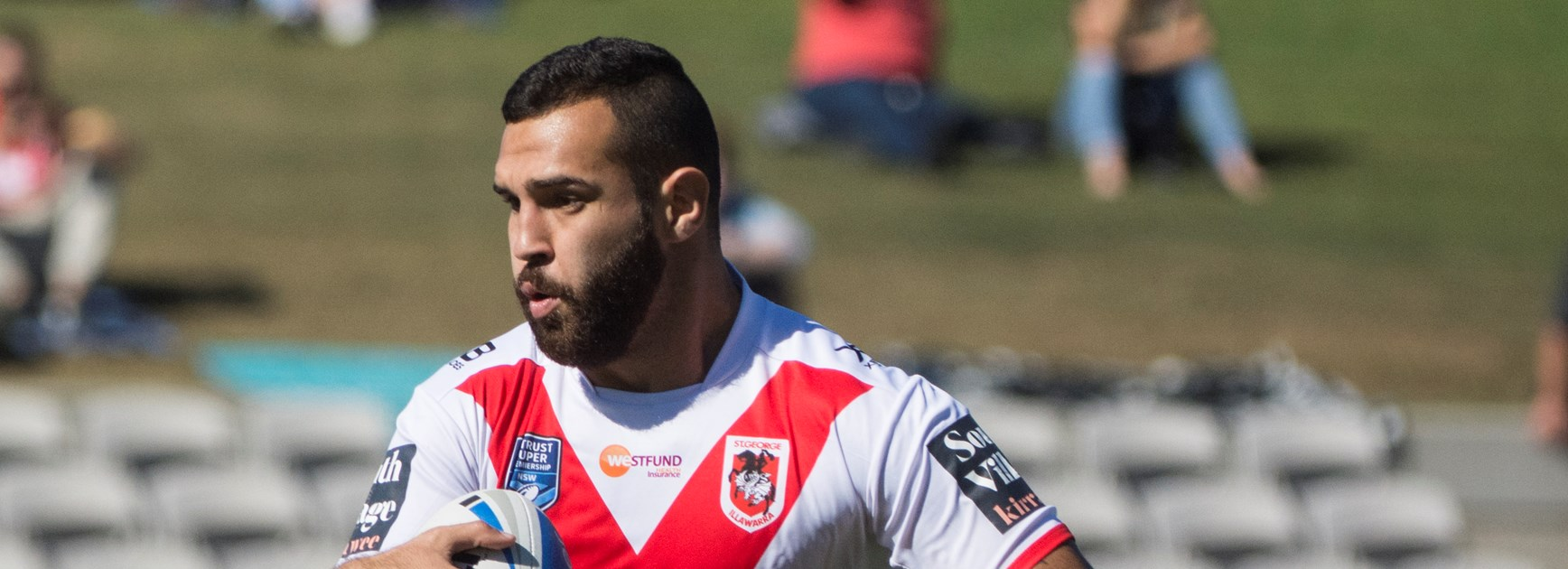ISP team: Round 15 v Blacktown Workers