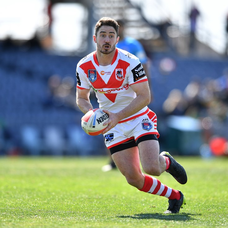 Dragons re-sign Adam Clune