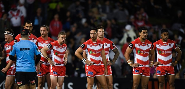 Dragons go down to Panthers in Penrith