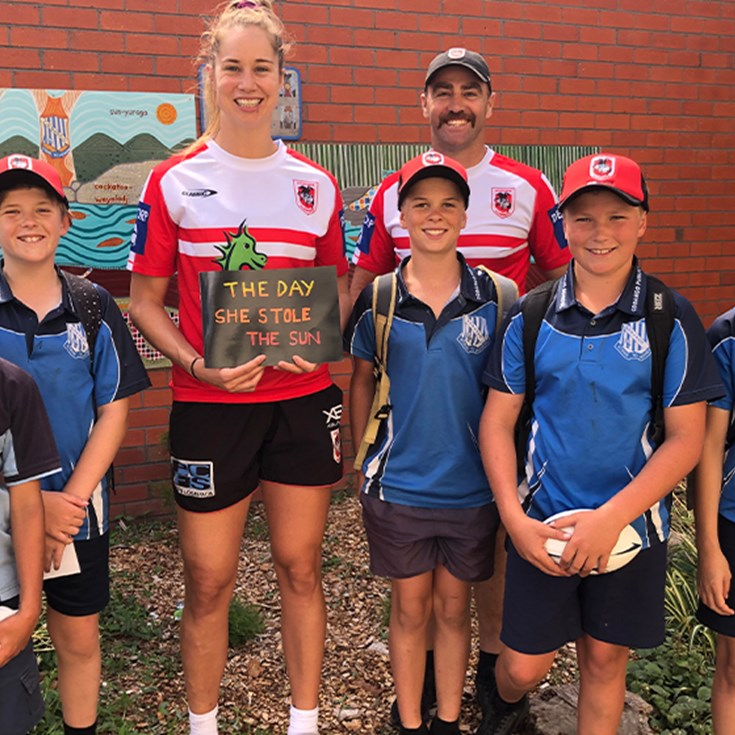 Dragons return to South Coast