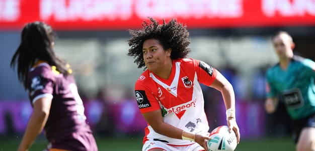 Fotu-Moala rubbed out of NRLW season