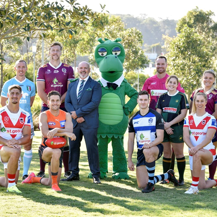 2021 St.George Bank footy grants launched