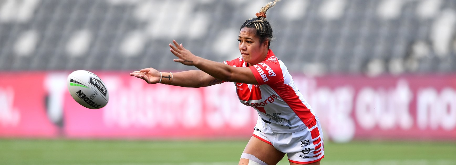 NRLW late mail: Round 3 v Warriors