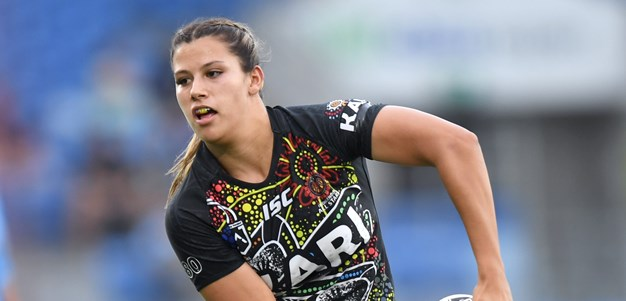 Bent, Chapman named for women's Indigenous All Stars