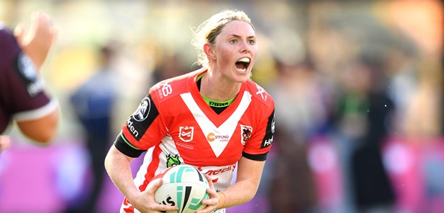 NRLW team: Round 2 v New Zealand Warriors