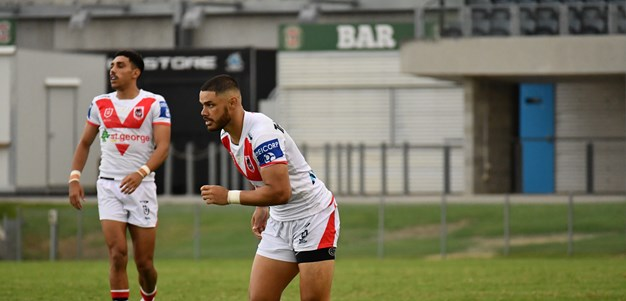 Match highlights: Trial v Sharks