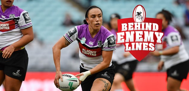 Behind enemy lines: NRLW Round 2