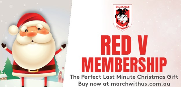 Give the gift of Red V Membership this Christmas