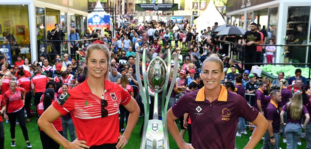 NRLW 24-hour warning: Grand final v Broncos