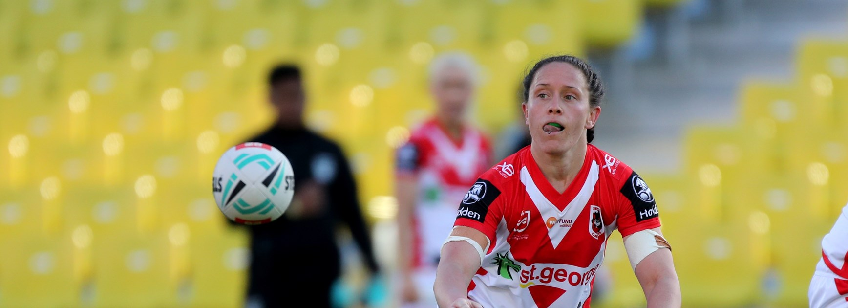 NRLW 24-hour warning: Round 3 v Roosters