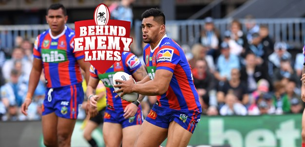 Behind enemy lines: Round 25