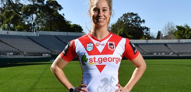 Dragons sign Nine NSW stars for NRLW