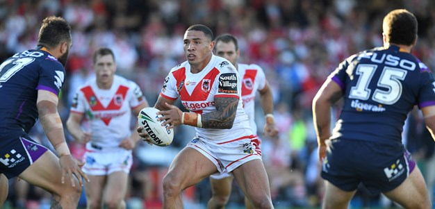 24-hour warning: Round 18 v Wests Tigers