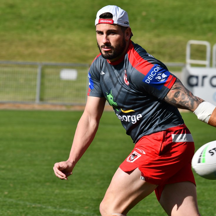 Dragons players apologise en masse for biosecurity breaches