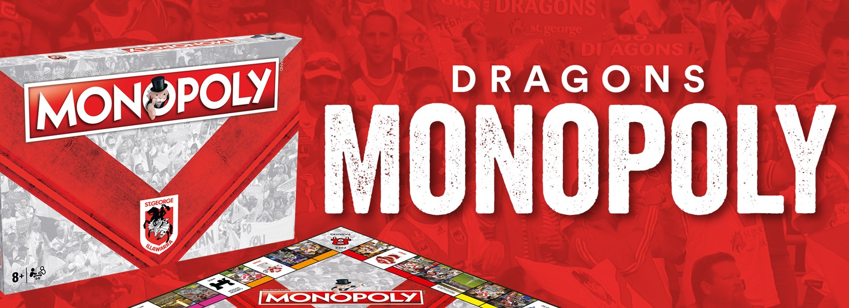 Dragons Monopoly on sale now