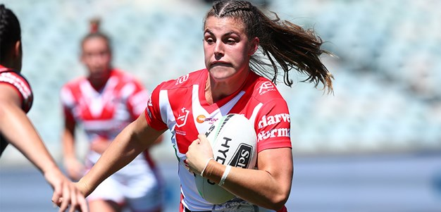 Dragons fall to Roosters in NRLW opener