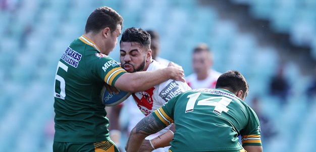 ISP Dragons can't contain Wyong Roos