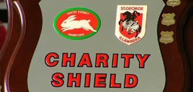 Charity Shield Press Conference