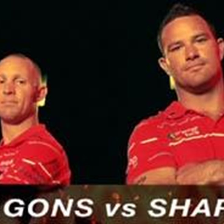 Match-Ups: Dragons V Sharks