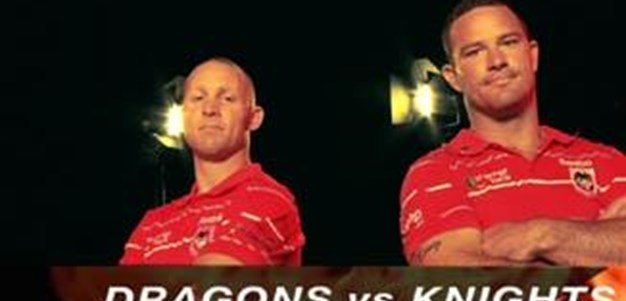 Match-Ups: Dragons V Knights