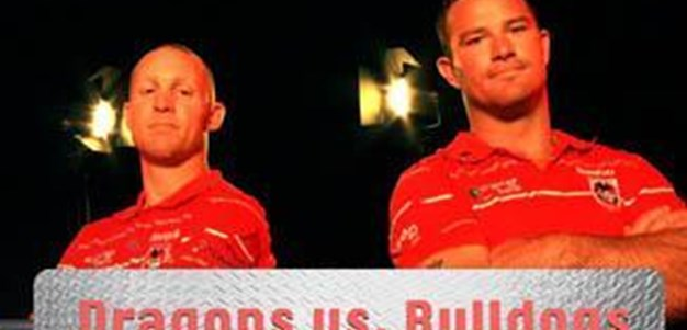 Match Ups Dragons v Bulldogs