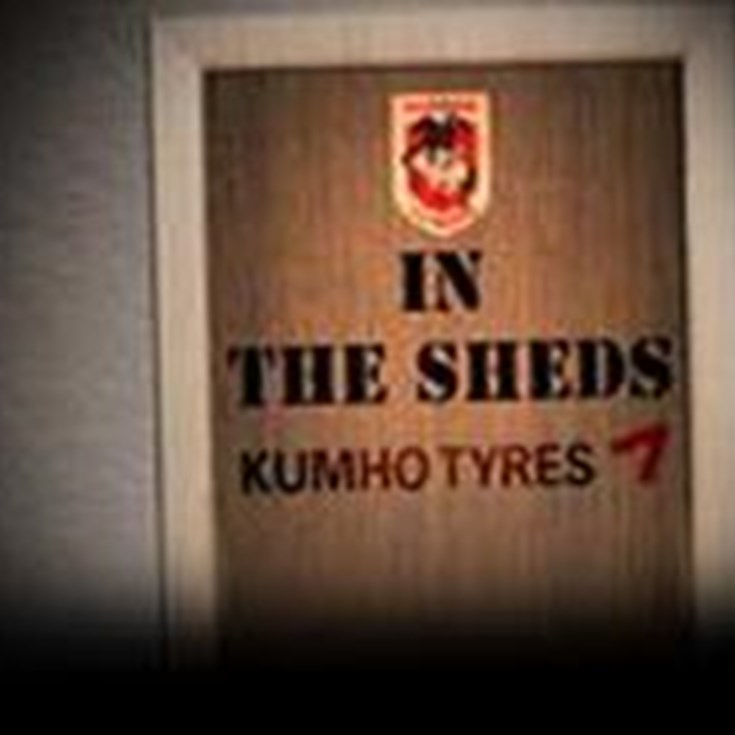 In The Sheds Round 13 V Knights