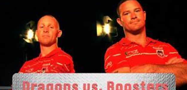 DTV Match Ups Dragons V Roosters