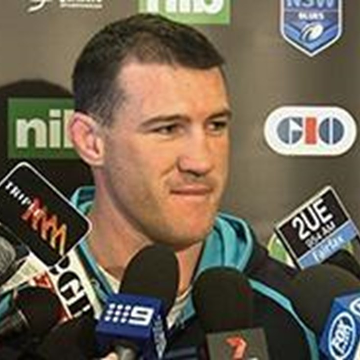 Gallen on Game 1