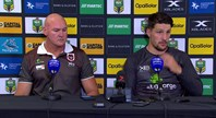 Dragons Press Conference: Round 2
