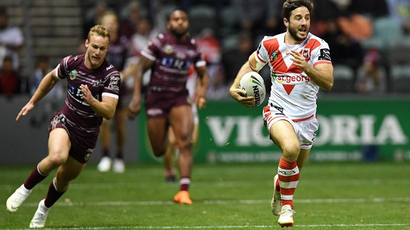 Extended highlights: Dragons v Sea Eagles – Round 15