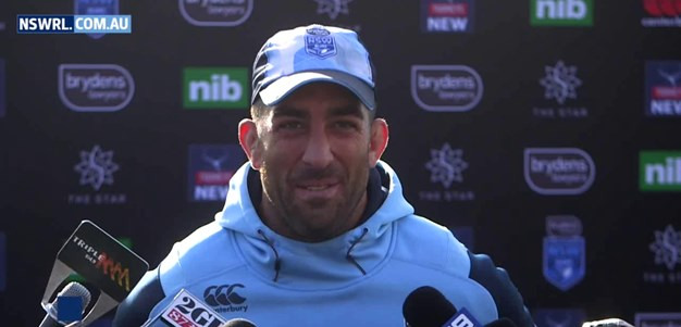 Vaughan not disappointed by NSW bench role