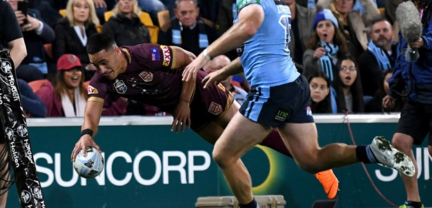 Match highlights: State of Origin III