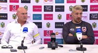 Dragons press conference: Round 18