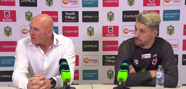 Dragons press conference: Round 21