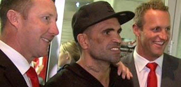 DTV Anthony Mundine